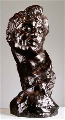 Auguste Rodin, Head of Shade